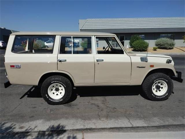 1974 Toyota Land Cruiser (CC-1390103) for sale in Cadillac, Michigan