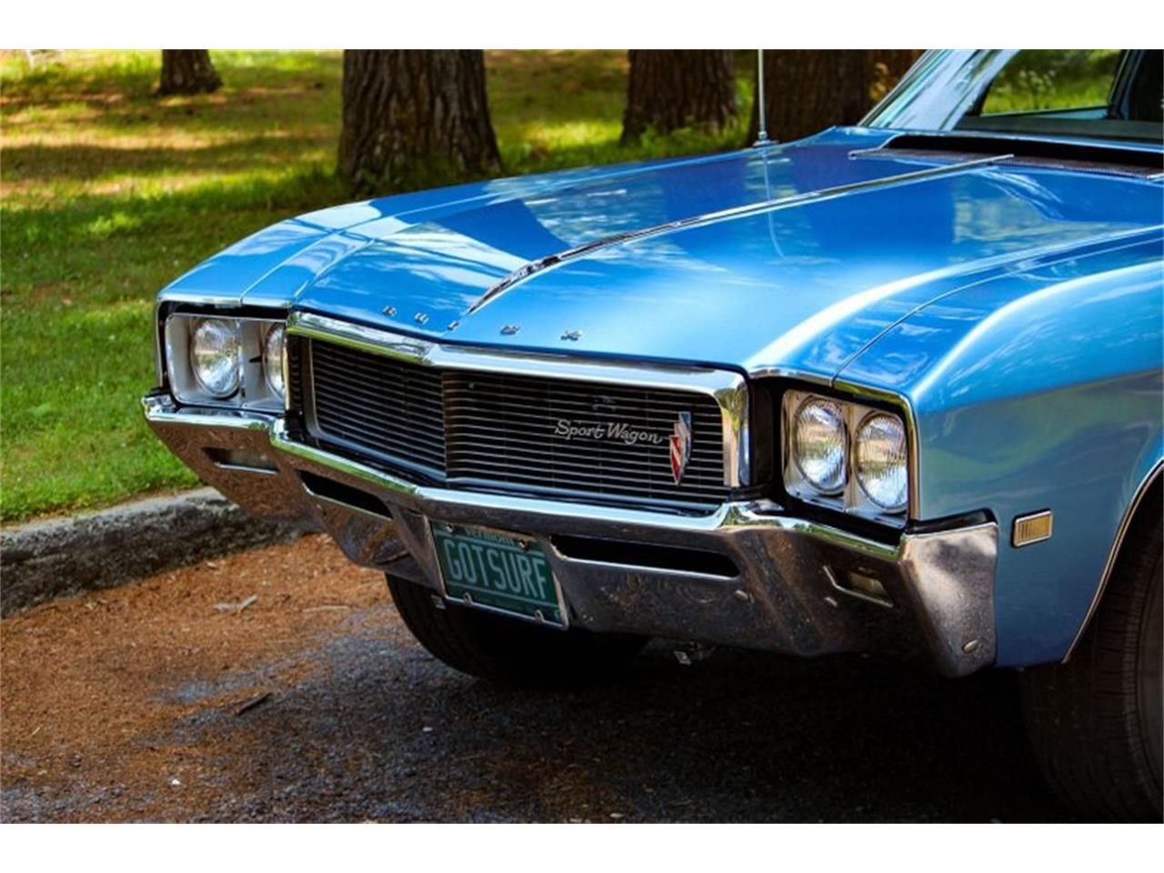 1968 Buick Sport Wagon (CC-1390104) for sale in Saratoga Springs, New York
