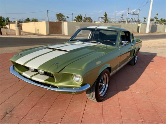 1967 Shelby Mustang