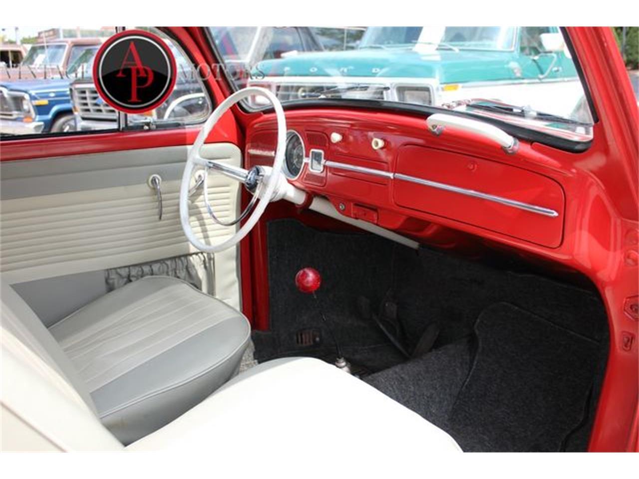 1962 Volkswagen Beetle (CC-1391050) for sale in Statesville, North Carolina