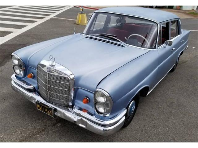 1962 Mercedes-Benz 220B (CC-1391056) for sale in Cadillac, Michigan