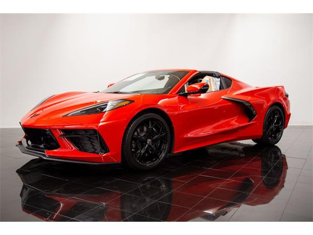 2020 Chevrolet Corvette (CC-1391058) for sale in St. Louis, Missouri