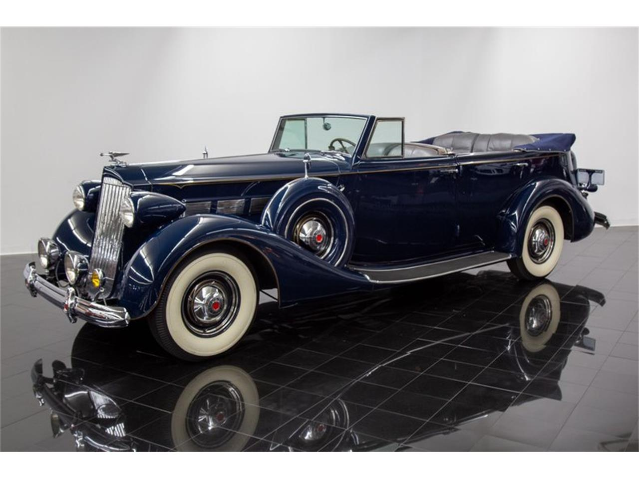 1937 Packard Super Eight (CC-1391059) for sale in St. Louis, Missouri
