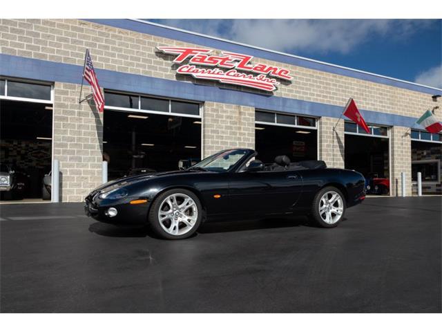 2003 Jaguar XK8 (CC-1391065) for sale in St. Charles, Missouri