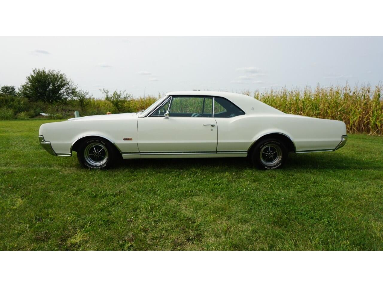 1967 Oldsmobile Cutlass (CC-1391066) for sale in Clarence, Iowa