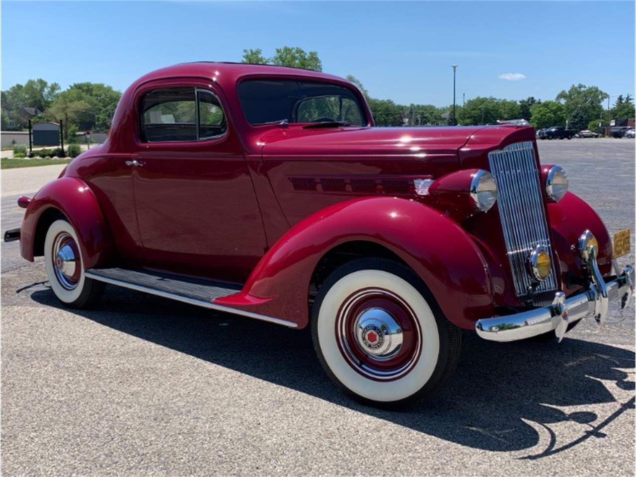 1937 Packard 112 (CC-1391076) for sale in Mundelein, Illinois