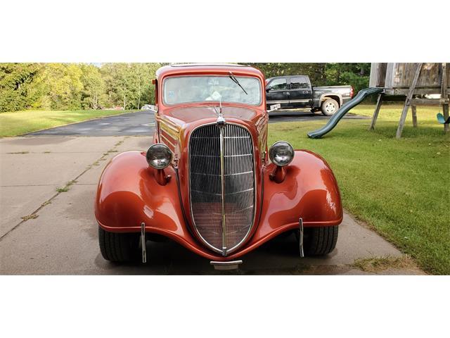 1935 Hudson Terraplane (CC-1391083) for sale in Annandale, Minnesota