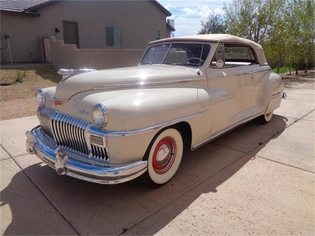 1948 DeSoto Deluxe (CC-1391088) for sale in Scottsdale, Arizona