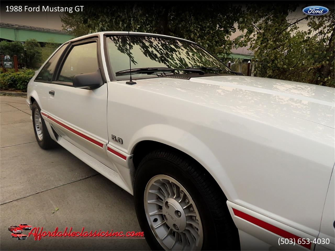 1988 Ford Mustang GT (CC-1391101) for sale in Gladstone, Oregon