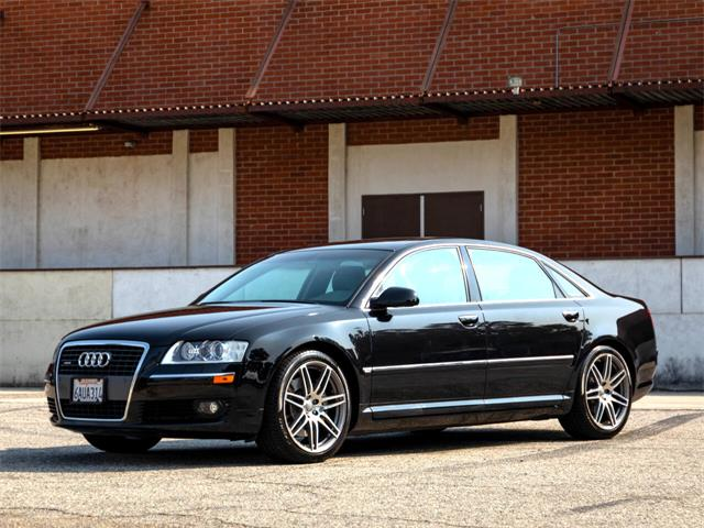 2007 Audi A8 (CC-1391103) for sale in Marina Del Rey, California