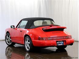 1991 Porsche 911 Carrera (CC-1391108) for sale in Addison, Illinois