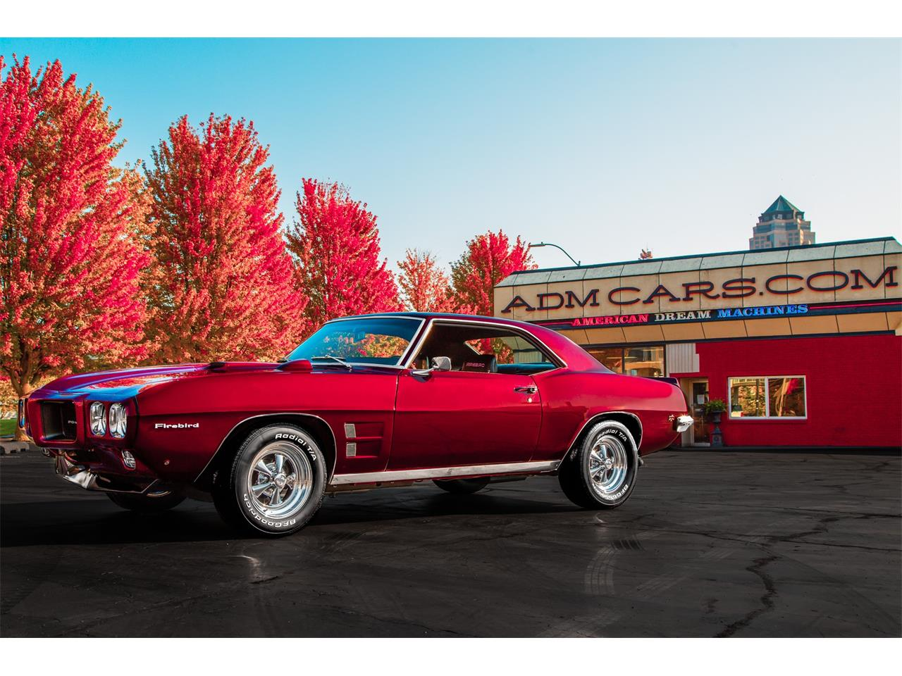 1969 Pontiac Firebird (CC-1391112) for sale in Des Moines, Iowa
