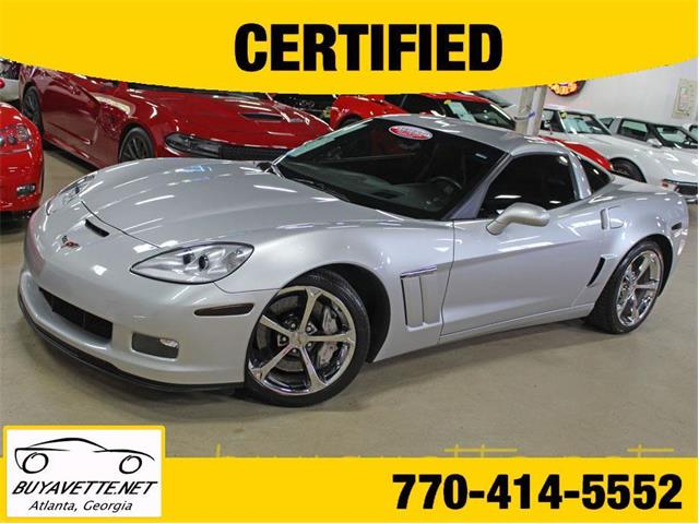 2011 Chevrolet Corvette (CC-1391115) for sale in Atlanta, Georgia