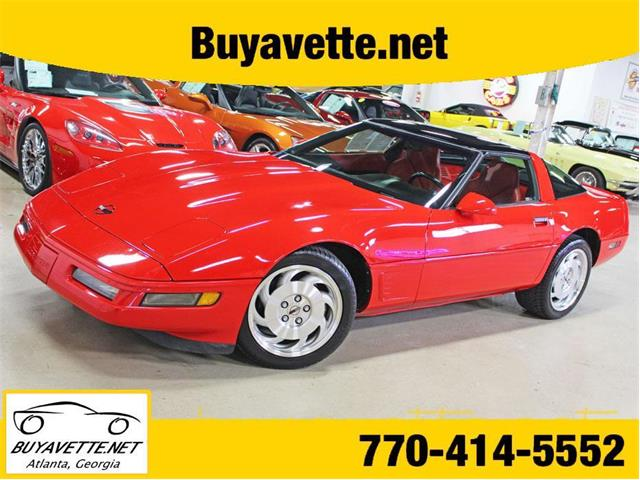 1996 Chevrolet Corvette (CC-1391116) for sale in Atlanta, Georgia