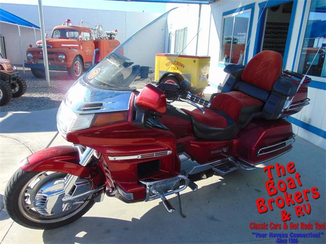 1993 Honda Goldwing (CC-1391132) for sale in Lake Havasu, Arizona