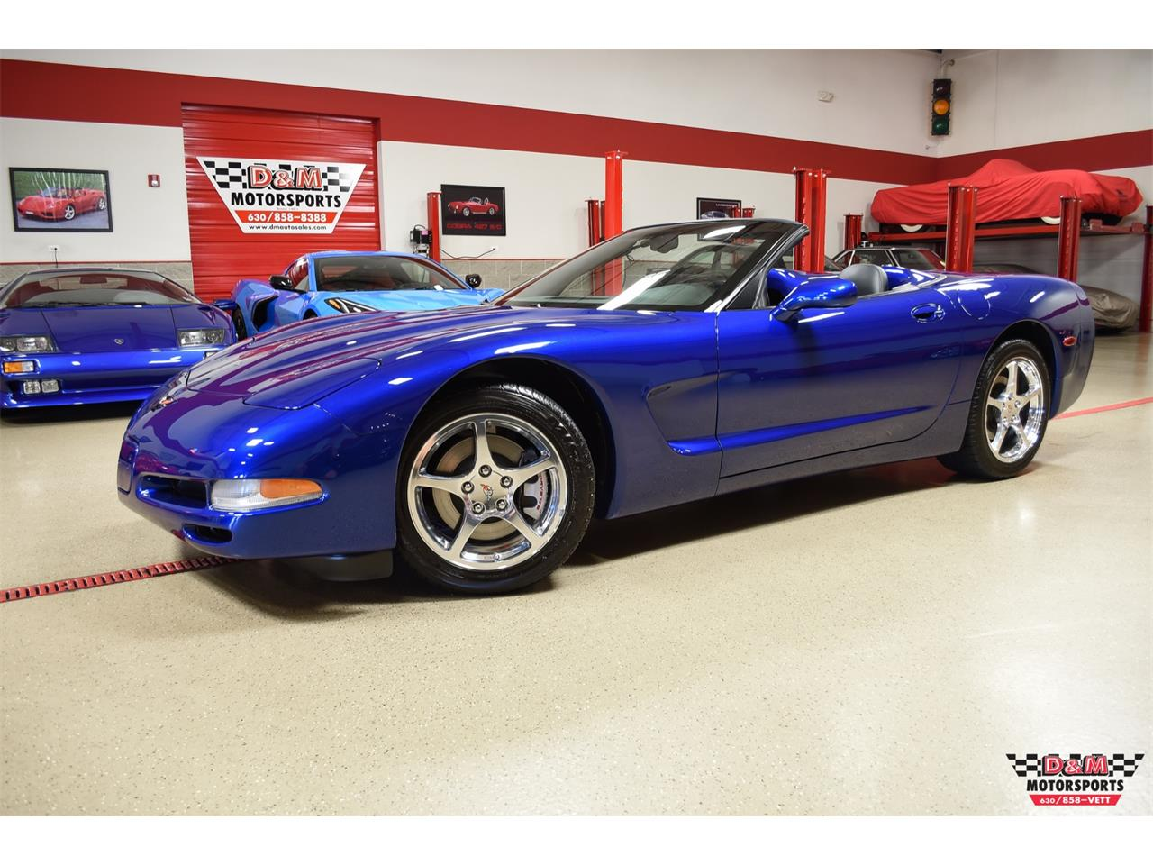 2002 Chevrolet Corvette (CC-1391133) for sale in Glen Ellyn, Illinois