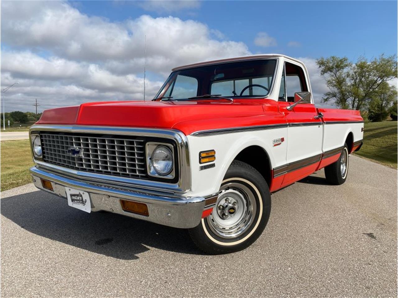 1972 Chevrolet Cheyenne (CC-1391139) for sale in Lincoln, Nebraska