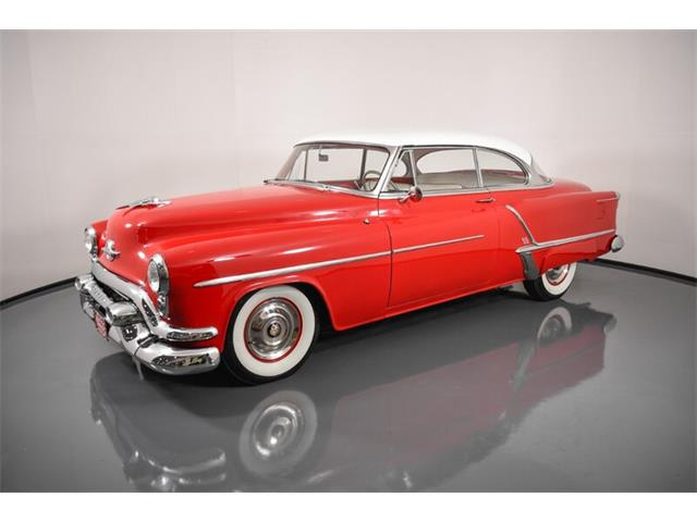 1953 Oldsmobile Holiday 88 (CC-1391143) for sale in Delray Beach, Florida