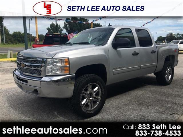 2012 Chevrolet Silverado (CC-1391146) for sale in Tavares, Florida