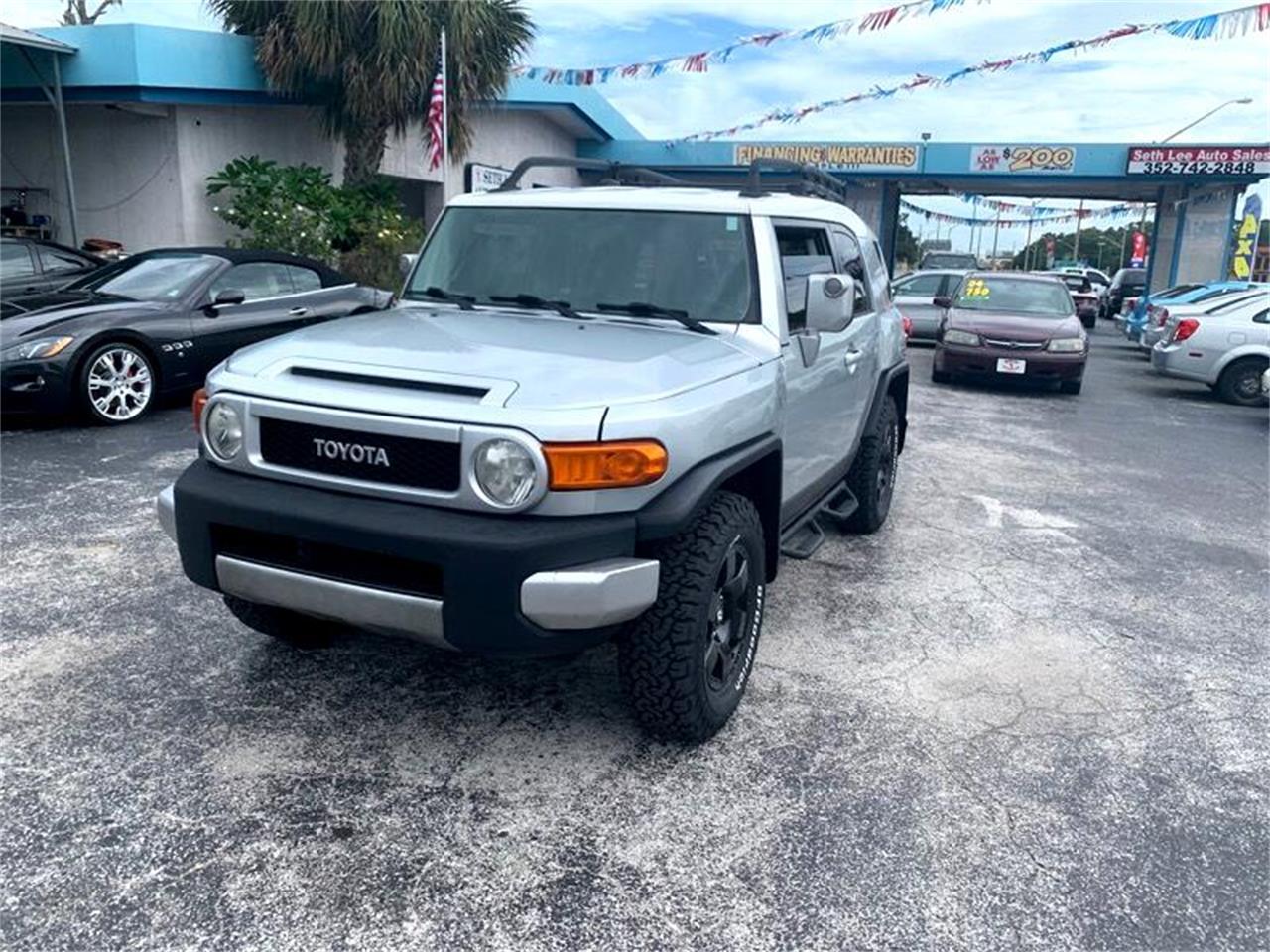 2008 Toyota FJ Cruiser (CC-1391147) for sale in Tavares, Florida