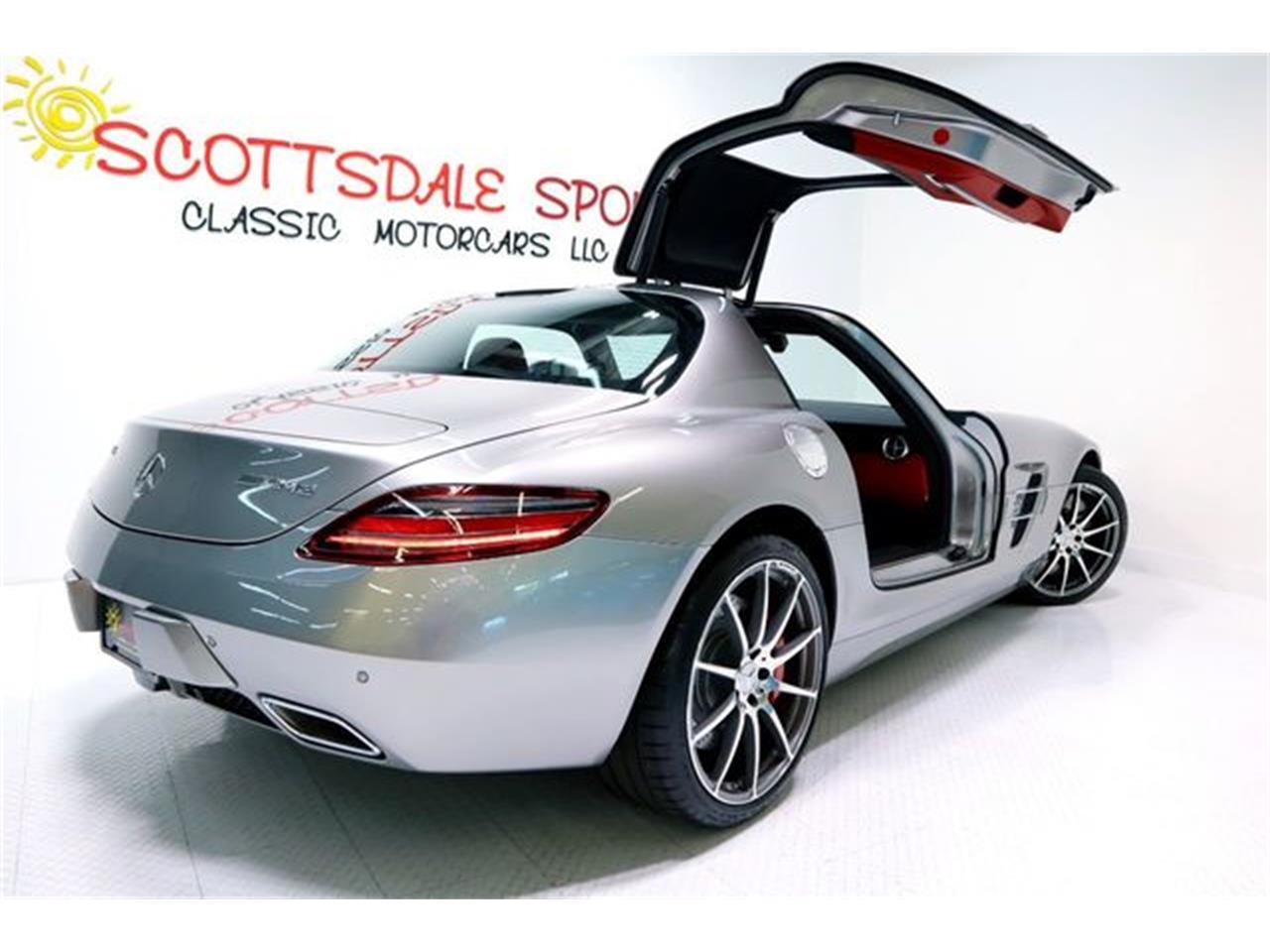 2012 Mercedes-Benz SLS AMG (CC-1391153) for sale in Scottsdale, Arizona