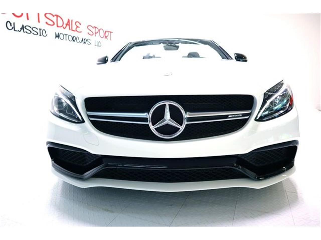 2017 Mercedes-Benz C63 (CC-1391154) for sale in Scottsdale, Arizona