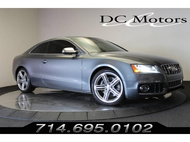 2012 Audi S5 (CC-1391158) for sale in Anaheim, California