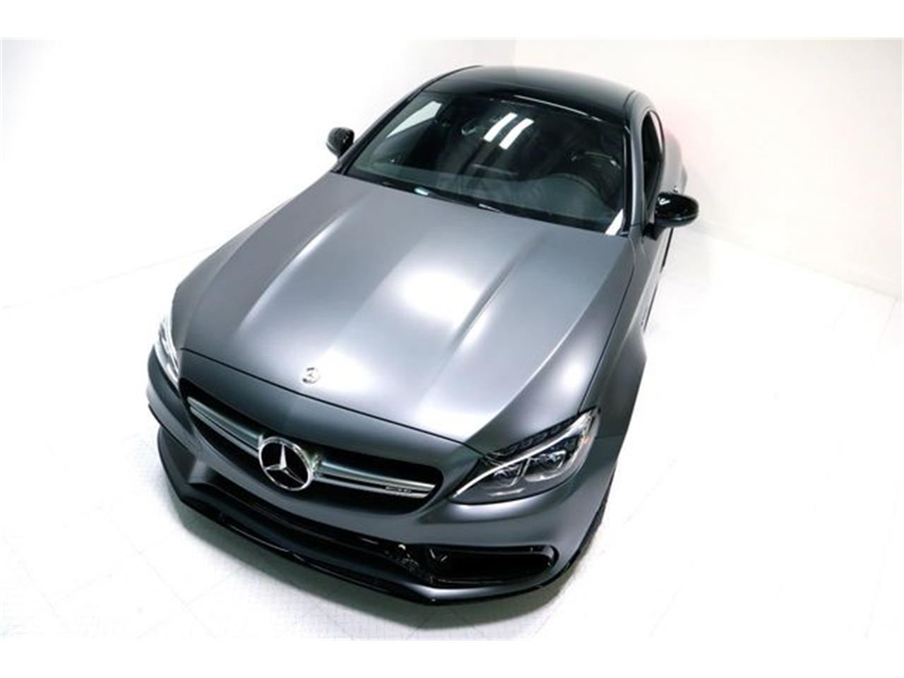 2017 Mercedes-Benz C63 (CC-1391159) for sale in Scottsdale, Arizona