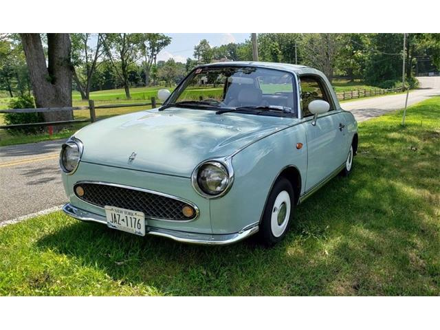 1991 Nissan Figaro (CC-1390116) for sale in Saratoga Springs, New York
