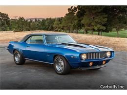 1969 Chevrolet Camaro (CC-1391161) for sale in Concord, California