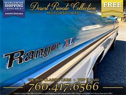 1972 Ford Ranger (CC-1391163) for sale in Palm Desert , California