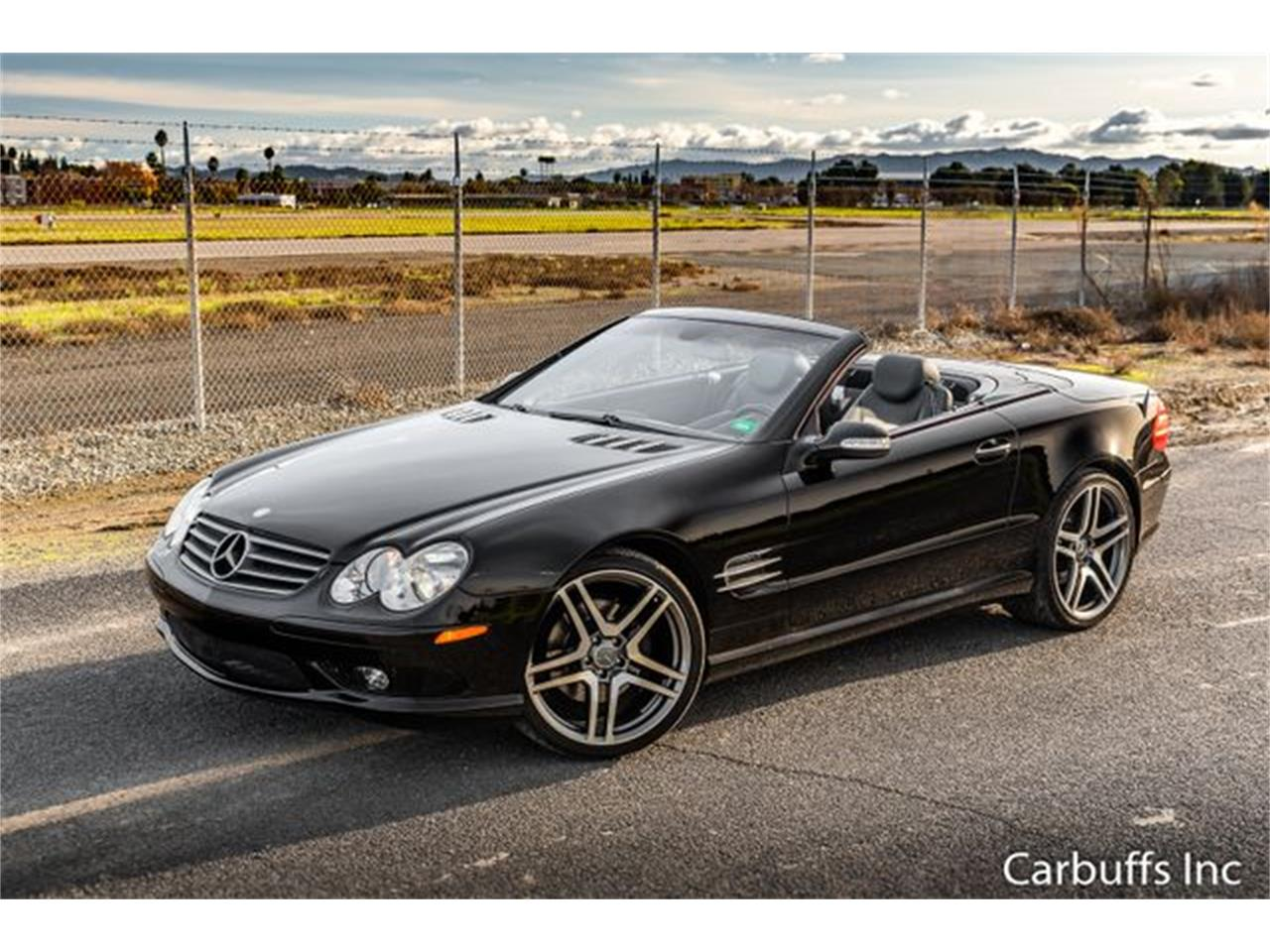 2003 Mercedes-Benz SL500 (CC-1391168) for sale in Concord, California