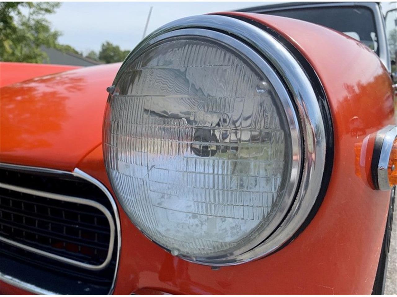 1972 MG Midget (CC-1390117) for sale in Saratoga Springs, New York