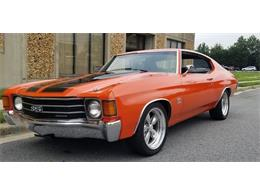 1972 Chevrolet Chevelle (CC-1391172) for sale in Carlisle, Pennsylvania