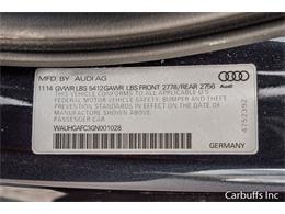 2016 Audi A6 (CC-1391182) for sale in Concord, California