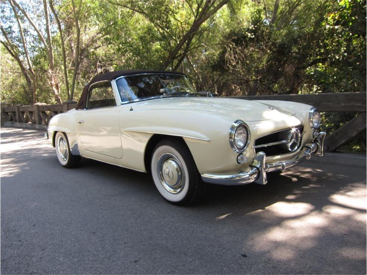 1962 Mercedes-Benz 190SL (CC-1391196) for sale in Santa Barbara, California