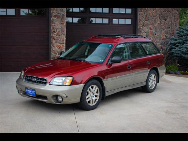 2002 Subaru Outback (CC-1391197) for sale in Greeley, Colorado