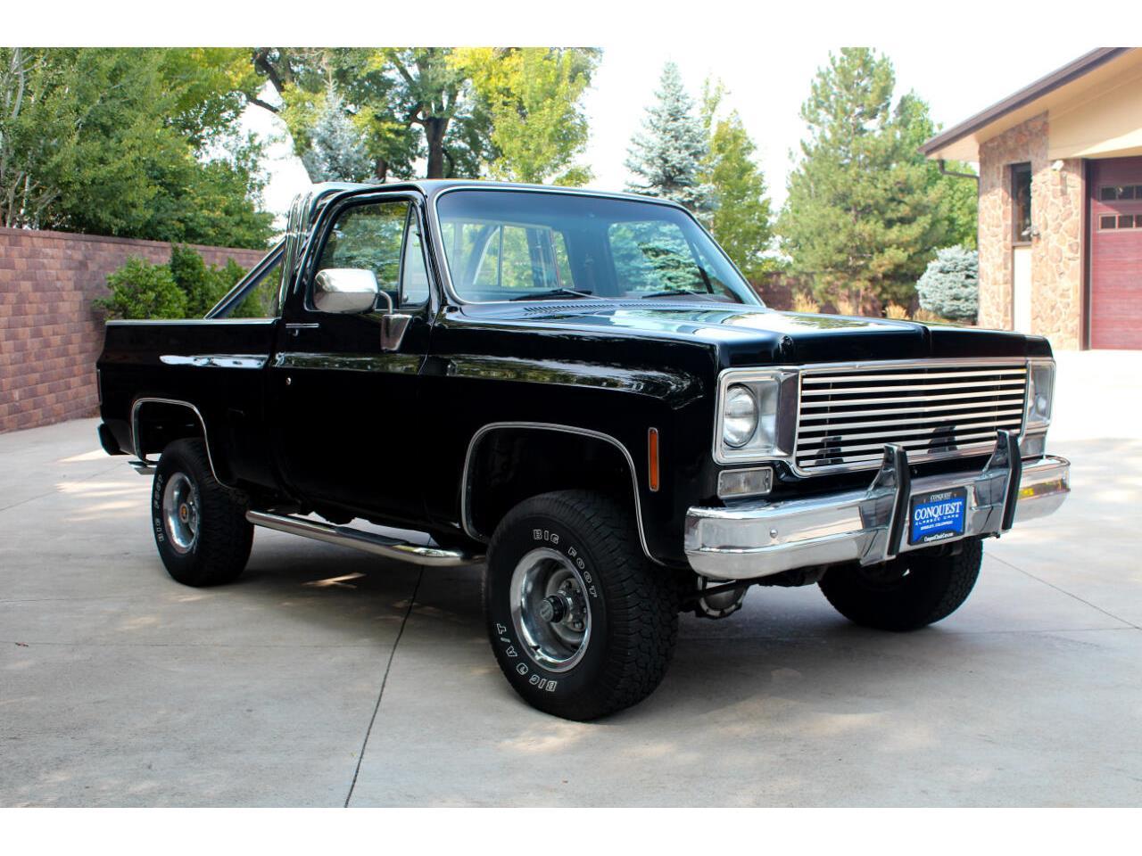 1977 Chevrolet K-10 (CC-1391199) for sale in Greeley, Colorado
