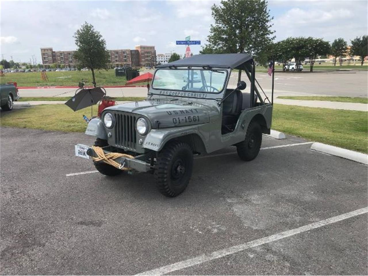 1961 Willys Jeep (CC-1390120) for sale in Cadillac, Michigan
