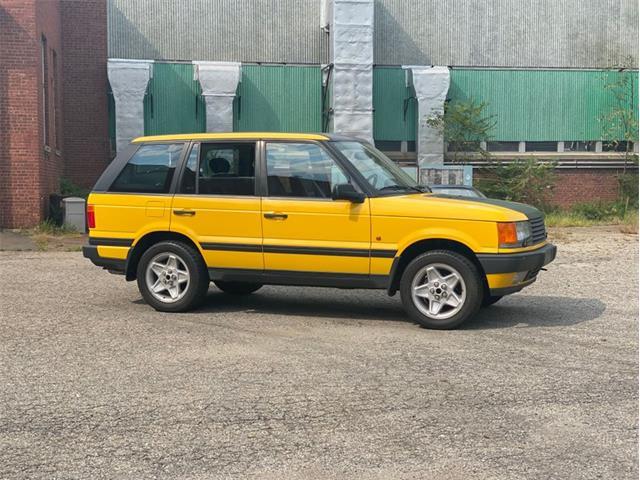 1997 Land Rover Range Rover (CC-1391211) for sale in Bridgeport, Connecticut