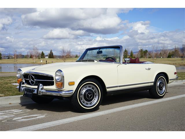 1970 Mercedes-Benz 280SL (CC-1391227) for sale in Boise, Idaho