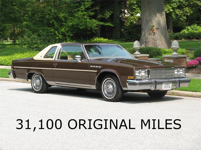 1979 Buick Electra (CC-1391234) for sale in Shaker Heights, Ohio