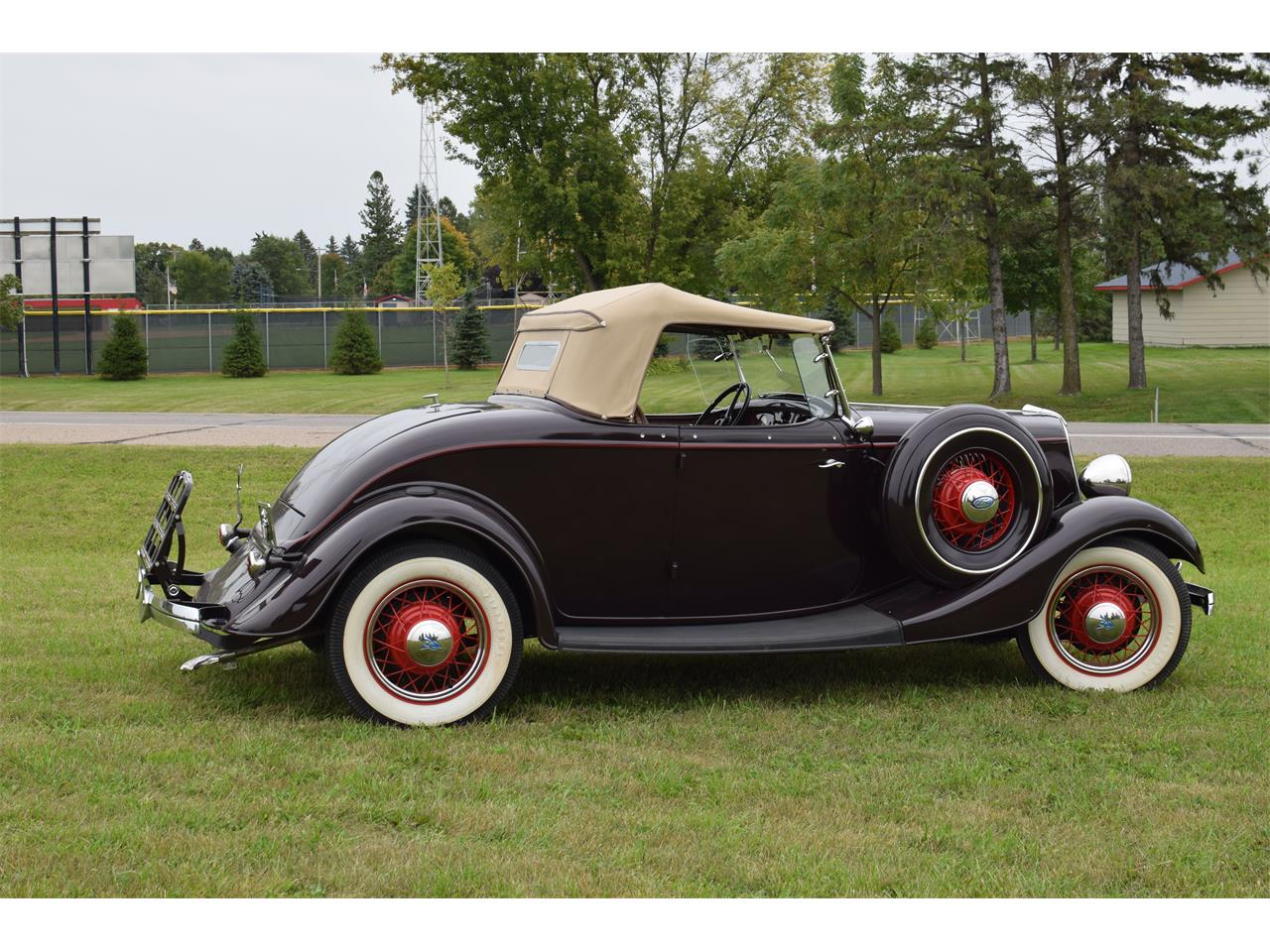1934 Ford Convertible (CC-1391241) for sale in Watertown, Minnesota