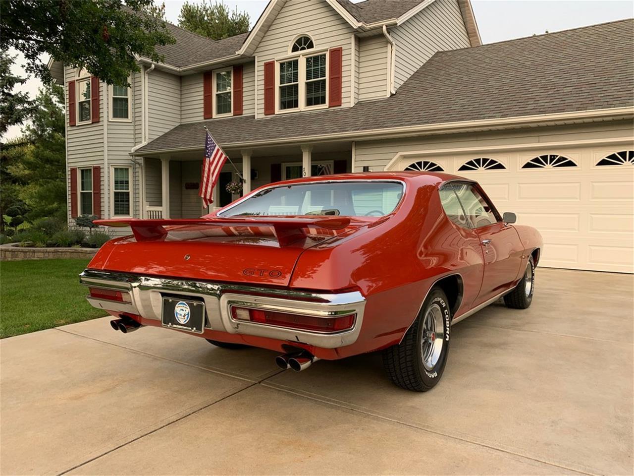 1970 Pontiac GTO (CC-1391245) for sale in NORTH ROYALTON, Ohio