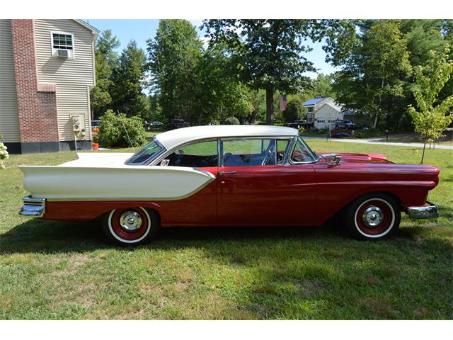 1957 Ford Fairlane (CC-1391255) for sale in MERRIMACK, New Hampshire