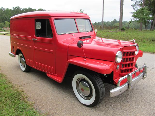 1950 Willys Utility Wagon (CC-1391256) for sale in Fayetteville, Georgia