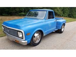 1972 Chevrolet C10 (CC-1391259) for sale in Fayetteville, Georgia
