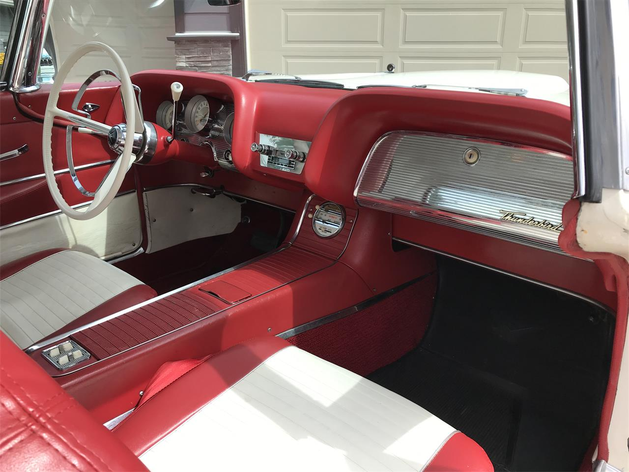 1959 Ford Thunderbird (CC-1391265) for sale in Cobble Hill, British Columbia