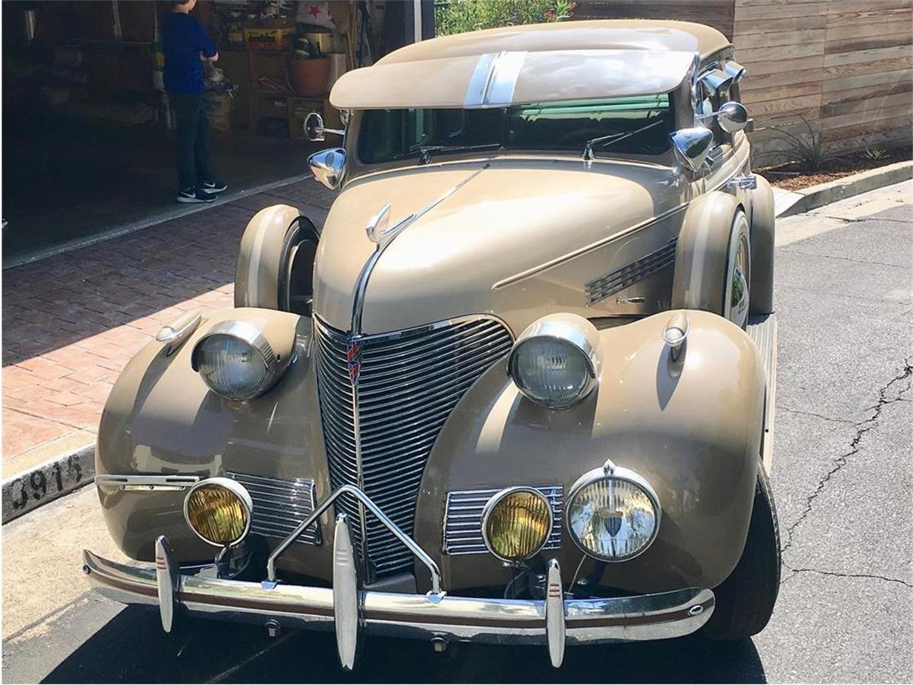 1939 Chevrolet Deluxe (CC-1391267) for sale in Los Angeles, California
