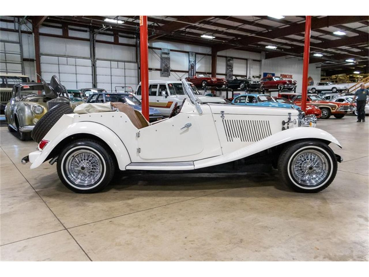 1986 MG TD (CC-1391276) for sale in Kentwood, Michigan